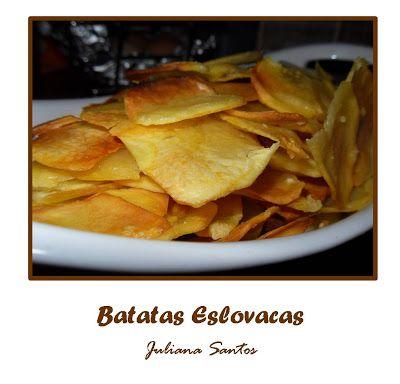 Batatas Eslovacas
