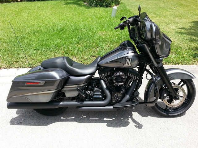 2014 Harley Davidson Street Glide Special FLHXS Custom One-of-a-kind!!