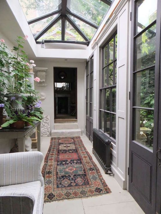 Skylight ~ French Doors