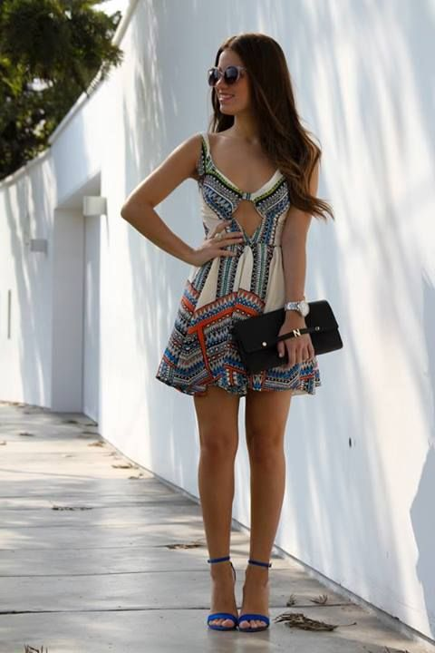 Vestido casual para verano