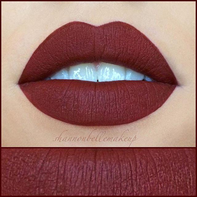 @jeffreestarcosmetics - Velour Liquid Lipstick in #UNICORNBLOOD.