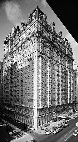 The Bellevue-Stratford Hotel - Wikipedia, the free encyclopedia