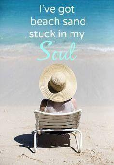 Beach Sand on my Soul.