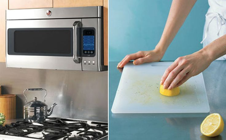 Disinfect Plastic Cutting Boards In The Microwave