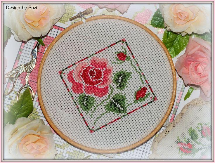 Lesley Teare - Pretty Rose