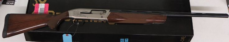 On Consignment:  Browning Maxus Hunter 12 gauge w/ box $1275 - http://www.gungrove.com/on-consignment-browning-maxus-hunter-12-gauge-w-box-1275/