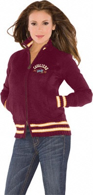 Touch by Alyssa Milano Cleveland Cavaliers Upper Deck Sweater