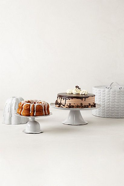 Piece-Of-Cake Cake Stand #anthropologie