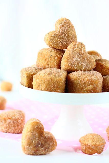 Suklaapossu: Mielettömän ihanat donitsin makuiset muffinit
