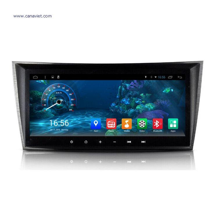 android autoradio headunit car multimedia head unit stereo gps mercedes benz w211 cls w219 clk w209 w463