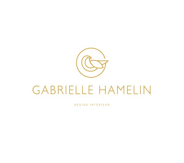 Gabrielle Hamelin by CASTAFIORE, via Behance