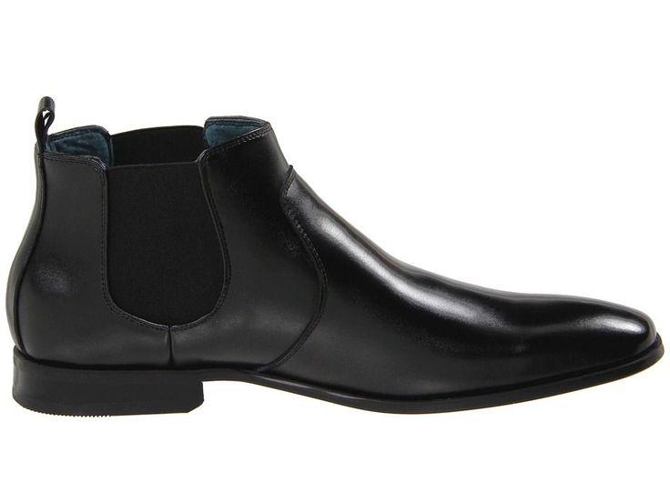 Giorgio Brutini Aaron Men's Dress Boots Black