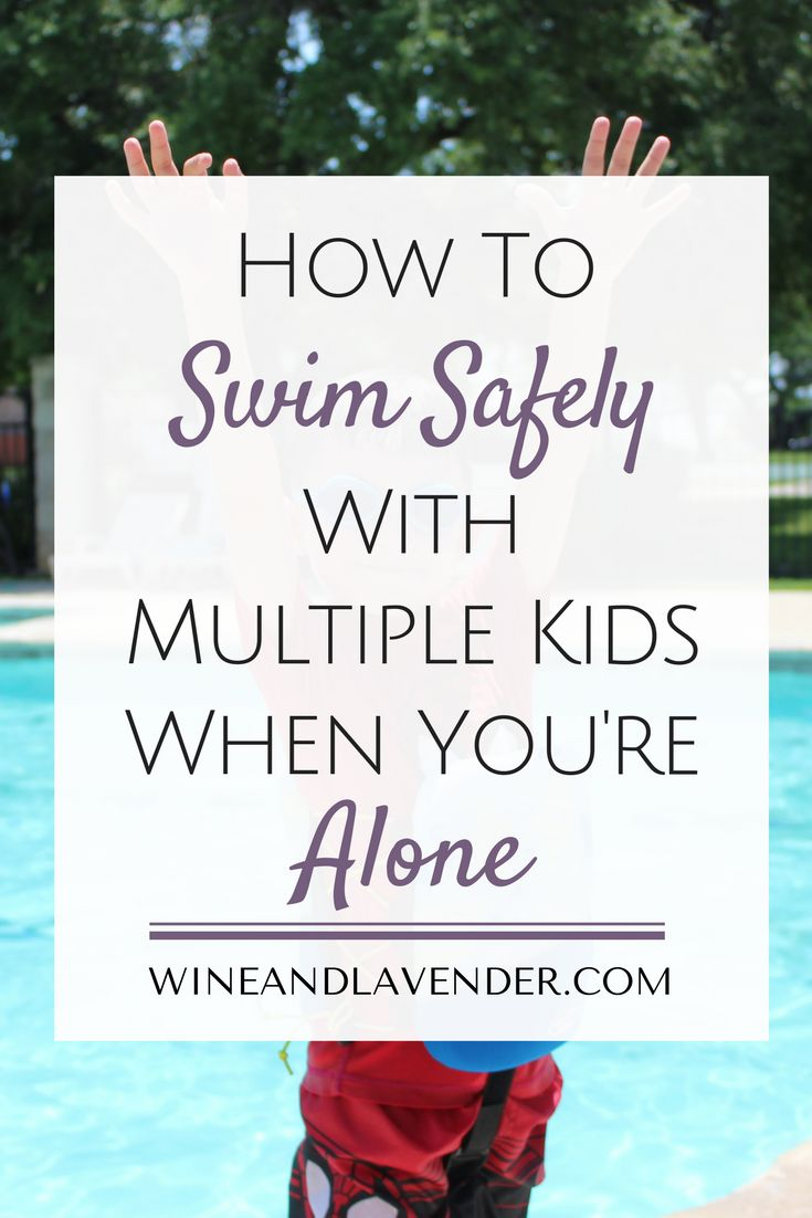 Summer is here and safely swimming with kids or toddlers in the pool is every parents concern. For tips on the best pool safety measures and best vests for teaching kids to swim, check out: How to Swim Safely With Multiple Kids (When You're Alone) Click here. #IC #SwimWays #Ad