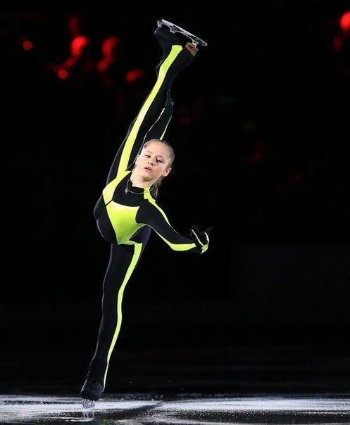 Julia Lipnitskaia  Skate Canada