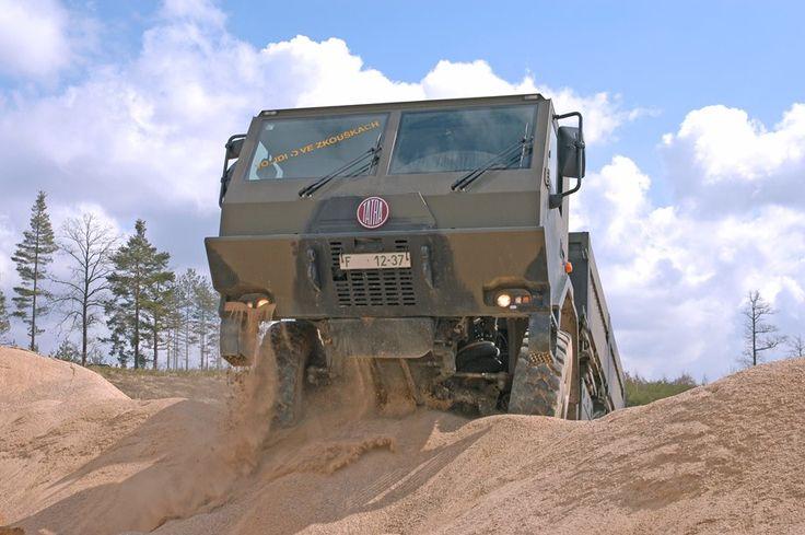 TATRA T 815-7 4x4 truck