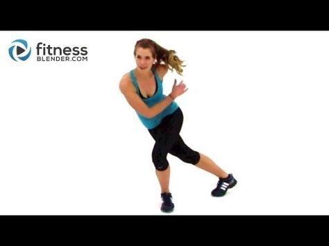 Kelli's Cardio Kickboxing Workout - Max Calorie Burn Workout with no Equipment - YouTube