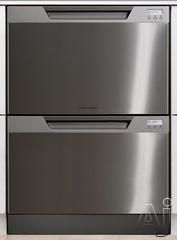 Fisher Paykel DishDrawer Series DD24DCX6V2