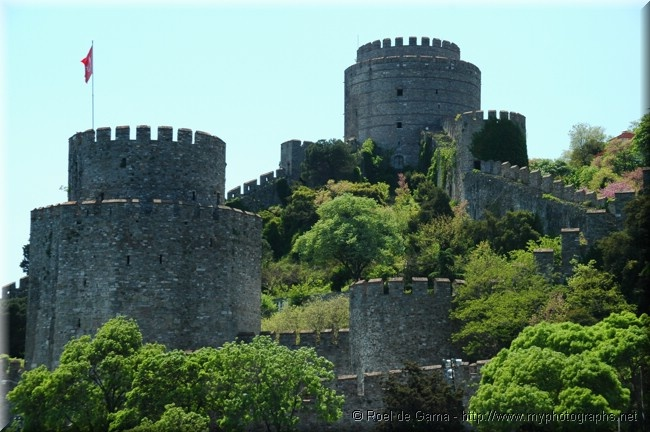 Istanbul: Europe Fortress