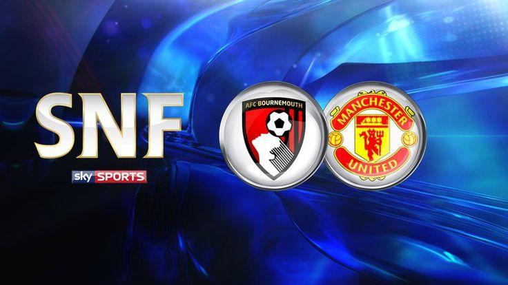 Highlight Pertandingan Bournemouth 1 - 3 MU ( Premier League Pekan 1 )
