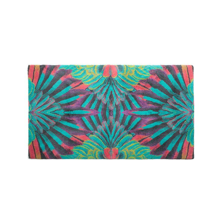 Tropical Bath Mat from Abyss & Habidecor