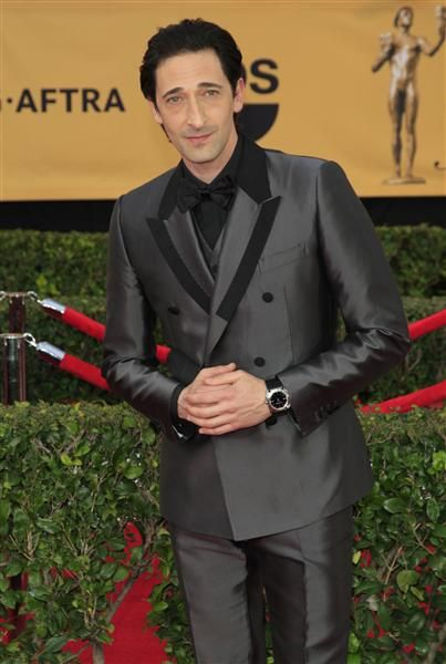 """Adrien Brody wooed Chris Hemsworth's future missus, Elsa Pataky, from 2006 till 2009 and has been coupled up with model Lara Lieto since 2012. The Oscar winner recently appeared in """"The Grand Budapest Hotel"""" and starred as the titular magician in History Channel's """"Houdini"""" miniseries."""