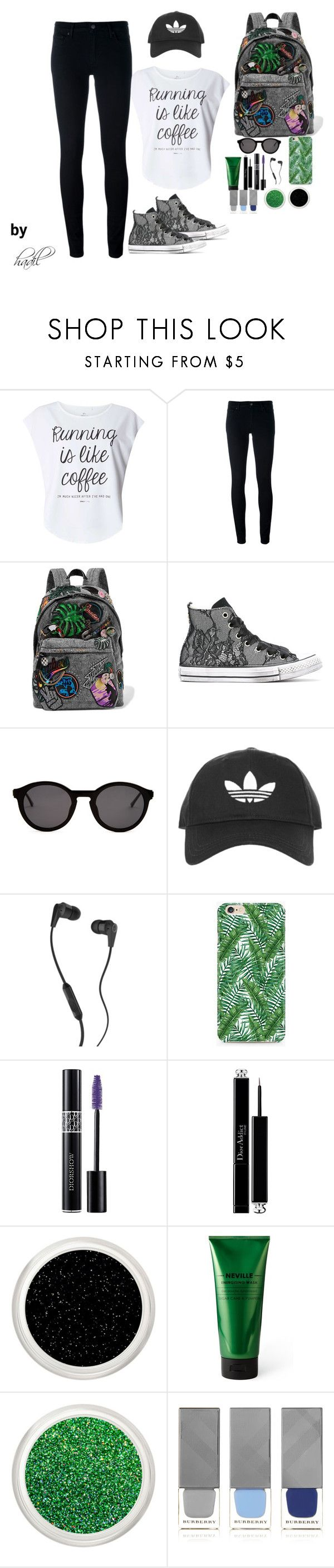 """everyone deserve to wear so well"" by xoxohadil on Polyvore featuring mode, Dorothy Perkins, Levi's, Marc Jacobs, Converse, Thierry Lasry, Topshop, Skullcandy, Christian Dior et Neville"