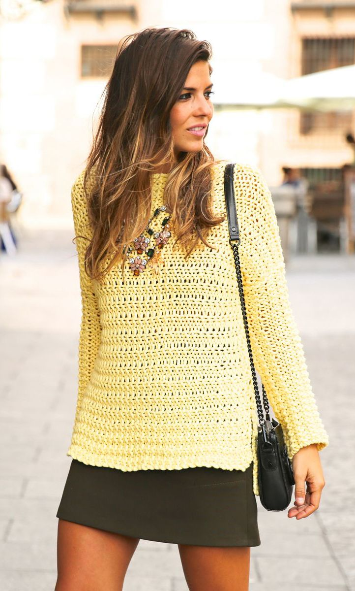 yellow-sweater