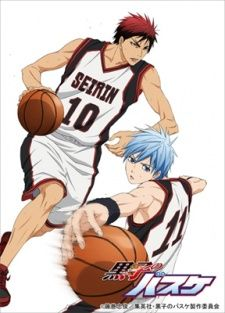 Kuroko no Basket (25 Episodes) [May 2014]