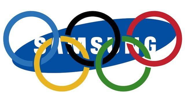 Компания Samsung заставляет олимпийцев скрывать логотип Apple