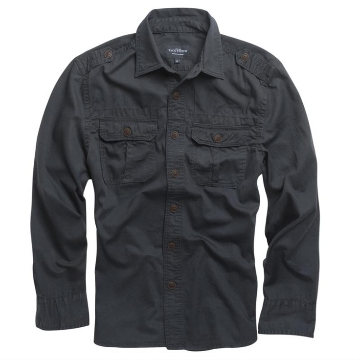 Camisas de Tecido de todos os preços e tipos na Taco. Camisa de Tecido Manga Longa Masculina