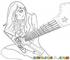Resultado de imagen para guitarras para dibujar