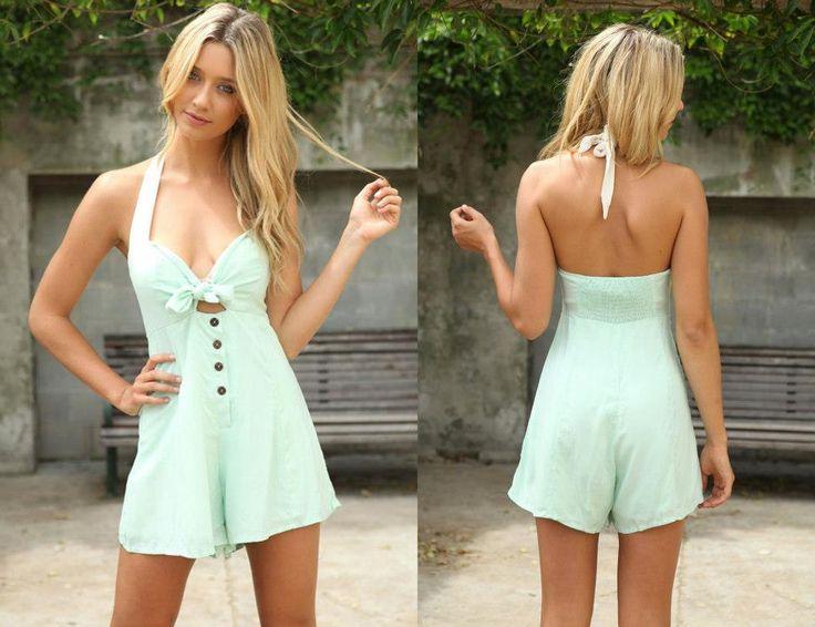 Shop: www.worldofglamoursa.com #summer #fashion #mint