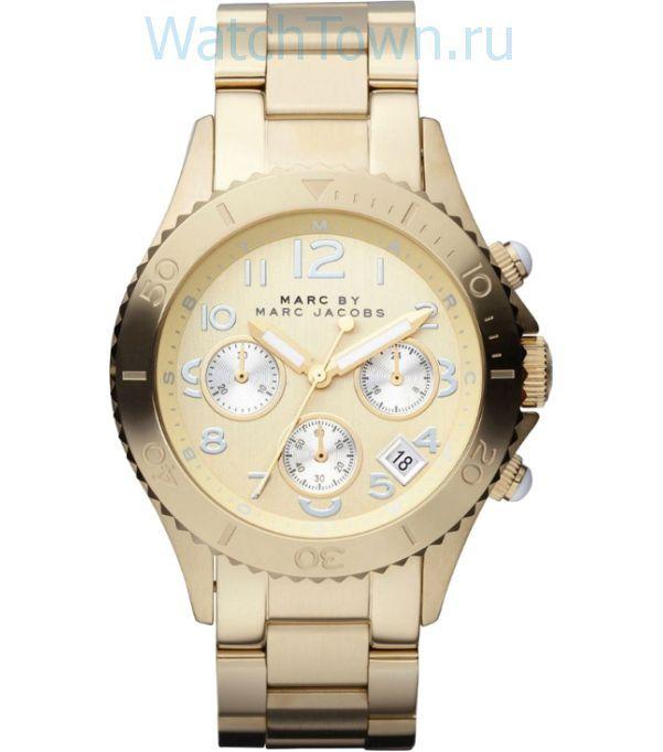 Женские наручные часы MARC JACOBS MBM3188 в Москве. Купить американские часы MARC JACOBS MBM3188 (кварцевые) в интернет-магазине