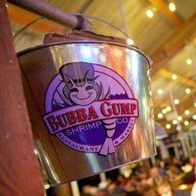 Bubba Gump Shrimp Co. Restaurants!!!!!!!!!