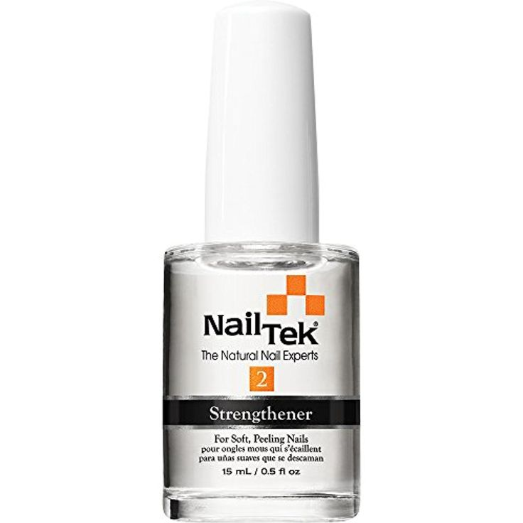 Nailtek Intensive Therapy 2 Treatment For Soft Peeling Nails 05 Fluid Ounce Read