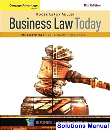 Best 50 solution manual download images on pinterest solutions manual for cengage advantage books business law today the essentials text and summarized cases 11th fandeluxe Choice Image
