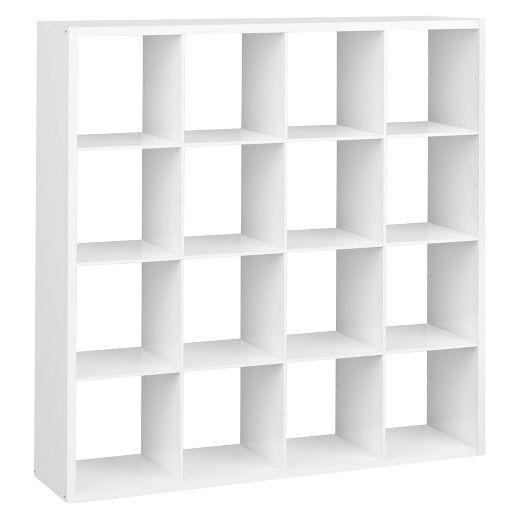 Threshold's 16 Cube Organizer -- 16 cube openings, compatible with 13