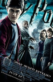 Harry Potter and the Half-Blood Prince - Download English Movie In Hindi 2009       Print : DVD [Co...