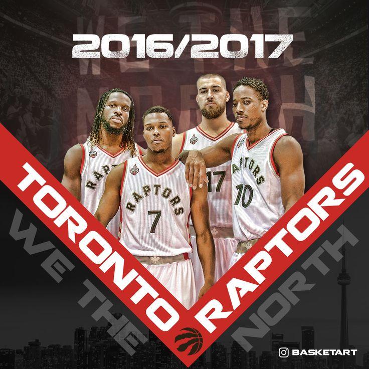 Good luck Raptors next 2016/2017 season! #raptors #toronto #nba #derozan #lowry #carroll #valanciunas #basketball Delete Comment