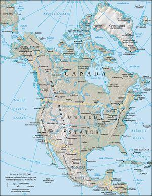 América del Norte - Wikipedia, la enciclopedia libre