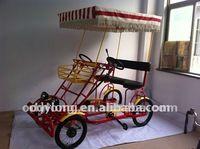 4 roda da bicicleta grande, super go-kart do fabricante Na China, quatro pessoas surrey bike F5160-em Karts de Esportes ao ar livre em m.portuguese.alibaba.com.