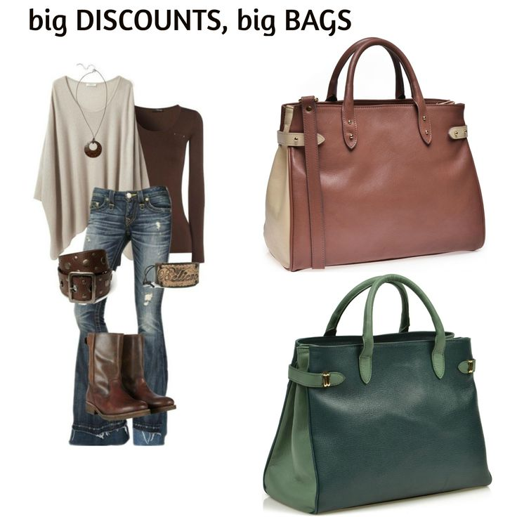 All women have days when they need a big, spacious leather bag. Enjoy Wild Inga's discounts for our Vivien collection.