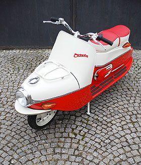 Čezeta scooter / The Coolhunter