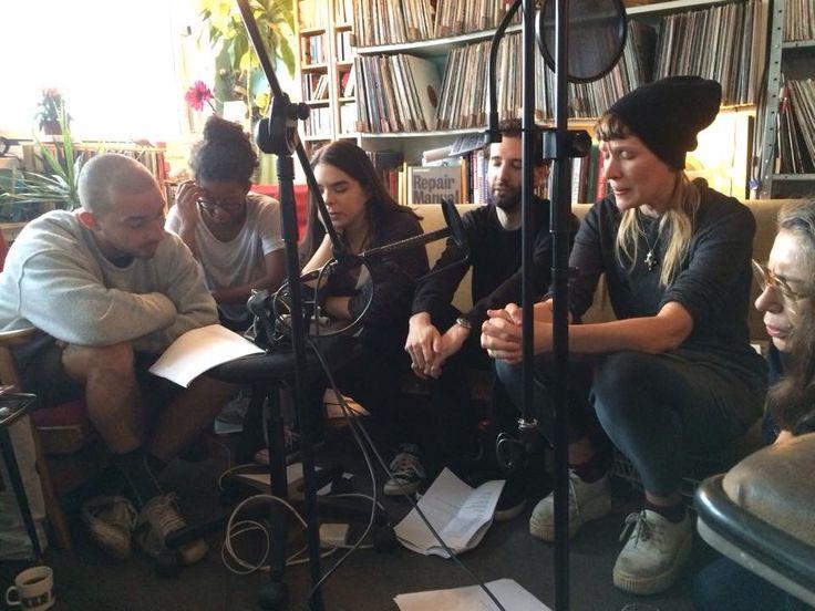 Community theatre ritual recordings 4 NTGNE ‼️ w Shia Taylor Habibi Luke & Penny at Doug's