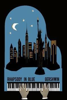 My favorite song.  Brilliance. Rhapsody in Blue ~ Gershwin