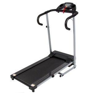 9. Best Choice 500W Folding Electric Treadmills