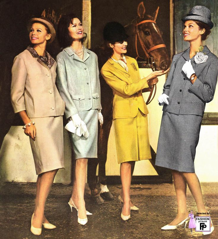 1960s Womens Clothing 1964 1 Gl Decade Clothing