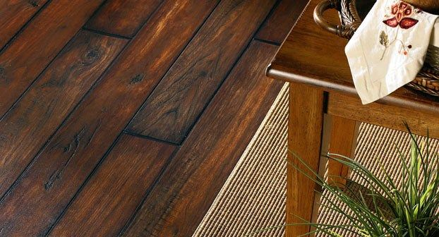 Ashford Walnut Mannington Luxury Vinyl Plank Flooring