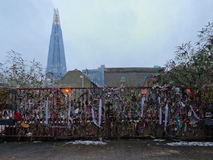 Cross Bones Graveyard Shrine Wide