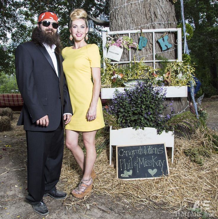 Duck dynasty wedding